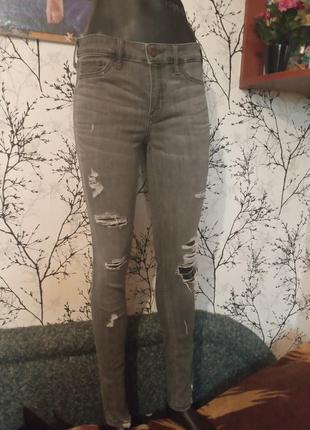 Рваные джинсы рванки с нюансом