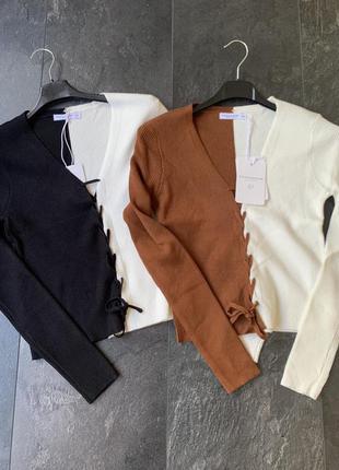 Кофта/ светер/ пуловер стильного крою