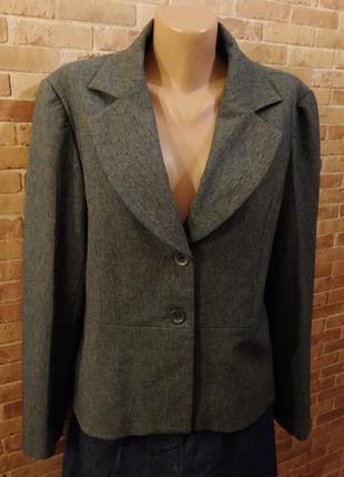 Жакет  батал , пиджак женский батал.