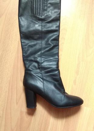 Шкіряні сапожки, ботинки carlo pazolini