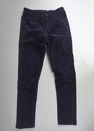 Фирменные вельветы брюки штаны 11-12 лет