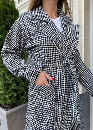 Шерстяное пальто, 2 цвета