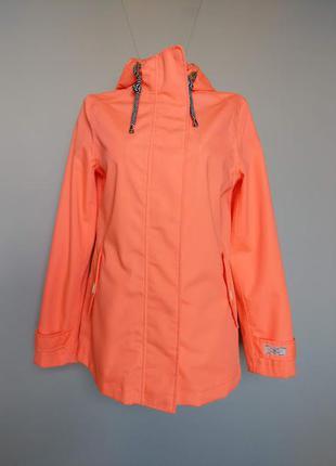 Красивая куртка, ветровка waterproof, английский бренд joules