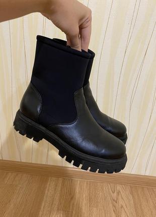 Ботинки sharman челси 38р
