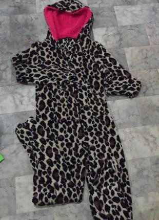 Фирменная, теплая пижама, кенгуру, слип, комбинезон, домашняя одежда