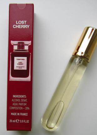 💥lost cherry 💥, минипарфюм, пробник, тестер 20 ml