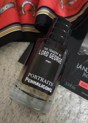 Туалетная вода penhaligon's portraits the tragedy of lord george, парфуми чоловічі
