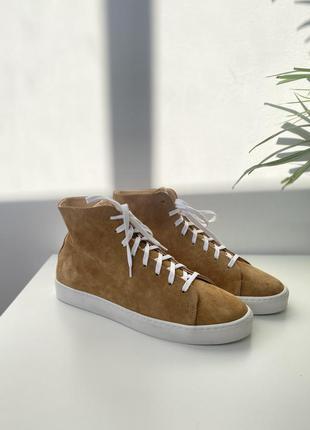 Кеды ekn suede shoes