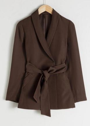 Стильный молодежный пиджак блейзер