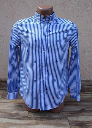 Подростковая рубашка ralph lauren оригинал