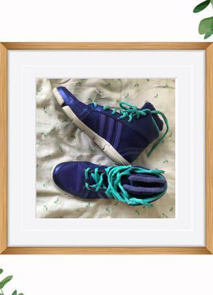 Кроссовки адидас adidas зима осень ботинки сапожки