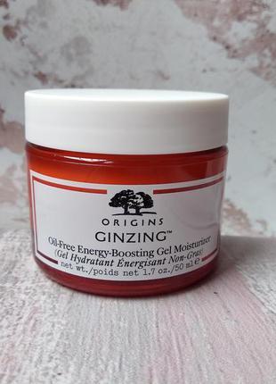 Зволожуючий крем-гель для обличчя origins ginzing energy-boosting gel moisturizer