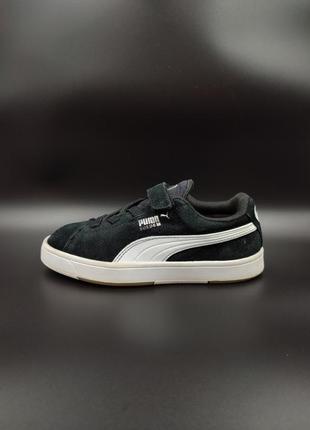 Шкіряні кросівки puma suede
