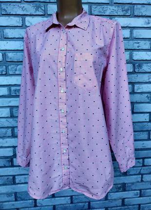 🔥🔥🔥 продано!!!стильная рубашка в полоску размер 3хl