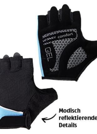Вело перчатки спортивные германия crane