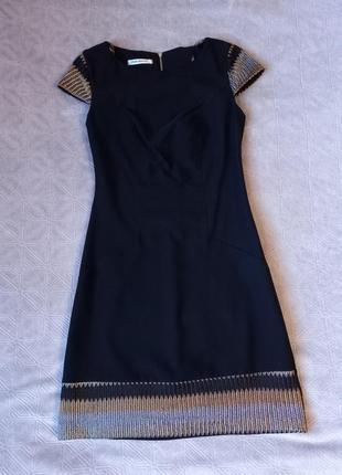 Шикарне класичне базове плаття турція