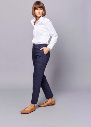 Playboy классическая белая рубашка с вышивкой