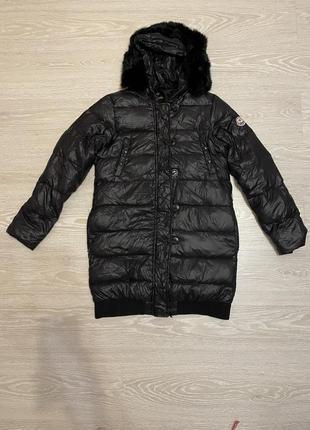 Куртка пуховик colins medium
