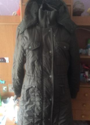 Куртка, еврозима, amisu