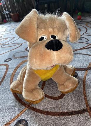 Детская игрушка собачка