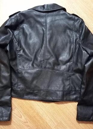 Косуха, куртка, курточка, кожзам