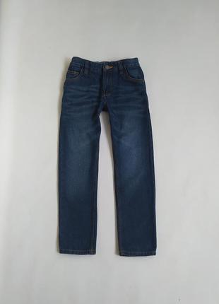 Плотные джинсики фирмы некст на 8 лет