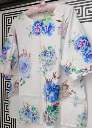 Блуза розмір виробника хл 🌿🌸