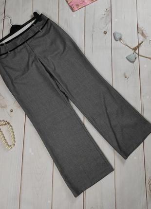 Штаны брюки новые классические серые next uk 14/42/l