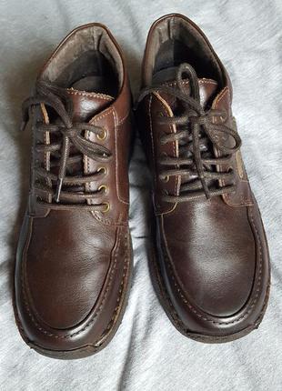 Ботинки осень.