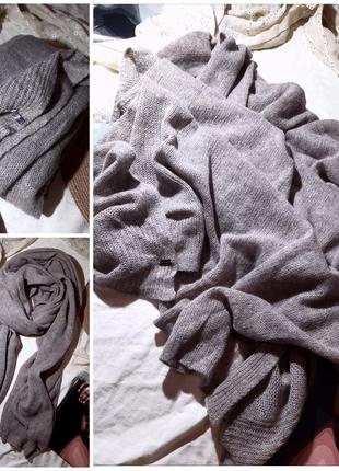 Большой шарф кашемир