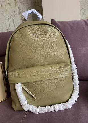 Рюкзак michael kors backpack pebbled large