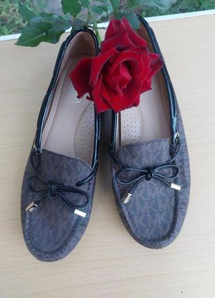 🌿 36 🌿 туфли, мокасины michael kors