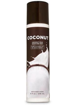Кокосовое масло для тела bath & body works
