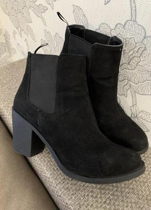 H&m черевики чорні