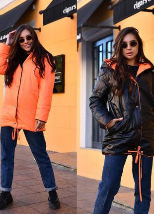 2-х сторонняя куртка