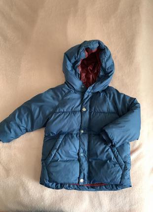 Куртка zara 2-3 года 98 см
