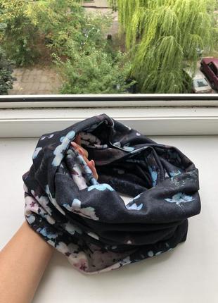 Снуд хомут шарф шарфик