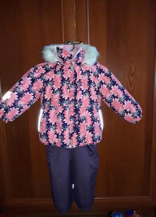 Зимний костюм lenne 92+6