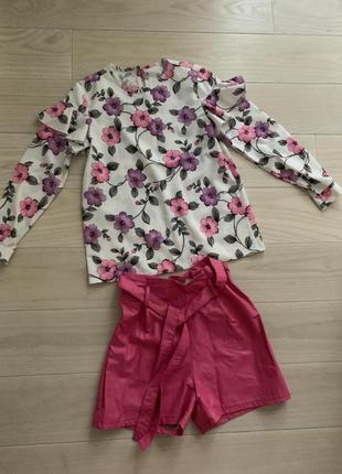 Блуза. размер 140