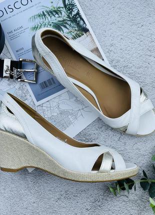 🌿37🌿 европа🇪🇺 m&s. кожа. фирменные качественные туфли