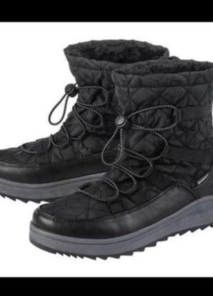 Термо ботинки бренда esmara, германия