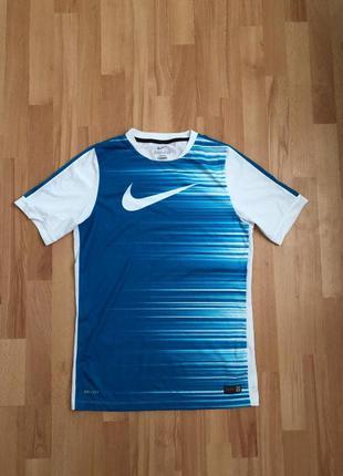 Компрессионная спортивная спортивна футболка для спорта nike