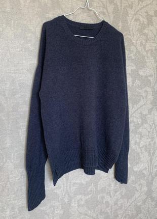 Джемпер свитер оверсайз премиум бренд ffc.