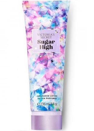 Парфюмированный лосьон для тела victoria's secret sugar high