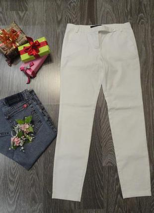 Джинсы, брюки узкие, скины, джеггинсы zara, размер s1