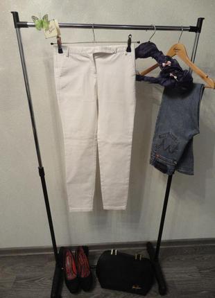 Джинсы, брюки узкие, скины, джеггинсы zara, размер s2