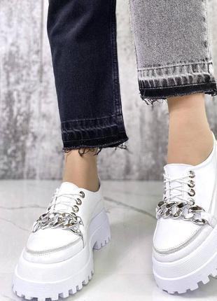 Туфли на платформе распродажа