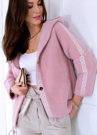 Куртка-альпака