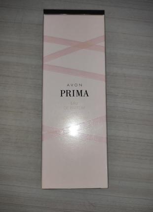 Avon prima парфюмерная вода 50мл запечатанная
