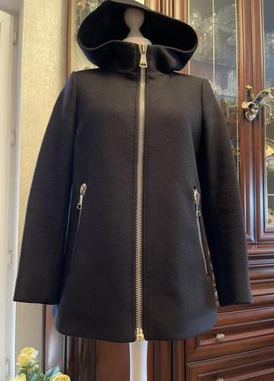 Пуховик- пальто италия